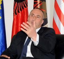 Marsh protestues në mbështetje të Ramush Haradinajt
